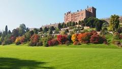 Autumn at Powis Castle (Bob.W) Tags: autumn powiscastle powys nationaltrust coth5