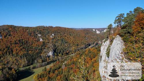 Blick auf das Donautal vom Kaiserstand