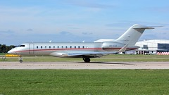 9H-VJK (AnDyMHoLdEn) Tags: vistajet bombardier egcc airport manchester manchesterairport 23l