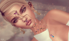 ** Be yourself... everyone else is already taken (Bri4nn4 Resident (Keep Calm Catching up!)) Tags: fashionevents lelutka lelutkabento new pseudo secondlife swallow tram