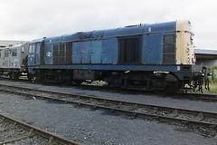 BRITISH RAIL 20094 (bobbyblack51) Tags: british railways class 20 english electric type 1 bobo diesel locomotive 20094 thornaby depot 1993
