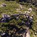 Die Burg Castelo Dos Mouros aus der Vogelperspektive