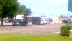 Trucks and trailers! -HTT (Maenette1) Tags: pickuptrucks trailers highwayus41 parked menominee uppermichigan happytruckthursday flicker365 allthingsmichigan absolutemichigan projectmichigan