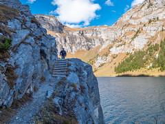 Lag da Pigniu (oonaolivia) Tags: panixersee lagdapigniu see lake graubünden grisons schweiz switzerland landschaft landscape berge mountains walking hiking