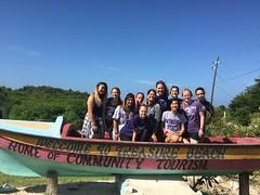 Jamaica_Warriorshavenoboundaries_Carlson (Travel Study @ Winona State University) Tags: wsu 2018 webquality jamaica travelstudy students teachers group people boat brightcolors females male
