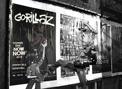 GoriIlazInTown (Zorro_Sf) Tags: zorro gorillaz montreal centrebell bellcenter mtl gorillaztour gorillazmontreal thenownow thenownowtour gorillazthenownow october 9 gorillaz2018 bnw