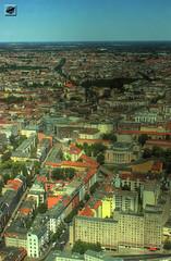 View from the Fernsehturm (The Crow2) Tags: thecrow2 canon eos 600d berlin 2018 deutschland németország germany fernsehturm hdr