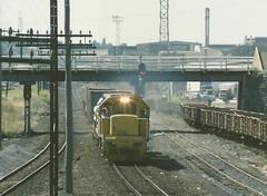 Westfield (andrewsurgenor) Tags: locomotive engine transport diesel nz newzealand train railway railroad narrowgauge rail nzr railfan