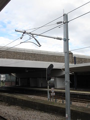 B438e Bolton (61379 Mayflower) Tags: railway railways electrification