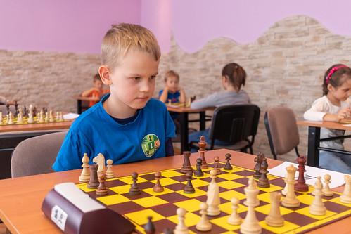 Grand Prix Spółdzielni Mieszkaniowej w Szachach Turniej VII-90