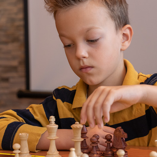 Grand Prix Spółdzielni Mieszkaniowej w Szachach Turniej VII-6