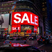 SALE, SALE, SALE at H&M Store, Broadway, Times Square - NYC