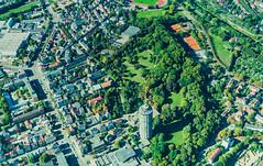 Augsburg from the Air (*Capture the Moment*) Tags: 2018 augsburgarea bavaria bayern berge flug landschaften roundtrip rundflug september sonya6300 sonye356318200oss sonyilce6300 fromabove umaugsburg vonoben