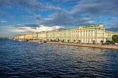 Hermitage Museum ~ St. Petersburg (RiserDog) Tags: hermitagemuseum hermitage winterpalace thestatehermitagemuseum museum artgallery nevariver river stpetersburg saintpetersburg russia