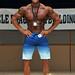Mens Physique D 1st Aaron Aramini