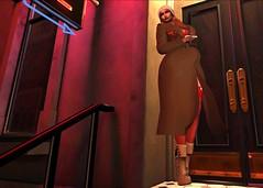Waiting in the Corner (Kilolo Jenkins) Tags: pixicat fiftylindenfridayflf mmc slackgirl thechapterfourtcf ncore caejewelry thesaturdaysale iconic on9 livia bootysbeauty maitreya catwa paparazzi lumipro