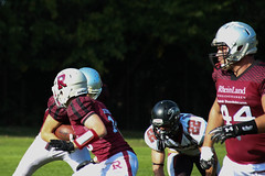 DISO4932 (Wuppertal Greyhounds) Tags: wuppertal greyhounds verbandsliga nrw disografie blende8 american football