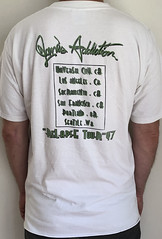 #3123B Janes Addiction - Relapse Tour 1997 (Minor Thread) Tags: minorthread tshirtwars tshirt shirt vintage rock concert tour merch white janesaddiction relapse 1997 indie alternative
