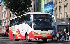 Bus Eireann SC303 (12D3377). (Fred Dean Jnr) Tags: dublin september2018 buseireann buseireannroute130 scania irizar century sc303 12d3377 bachelorswalkdublin