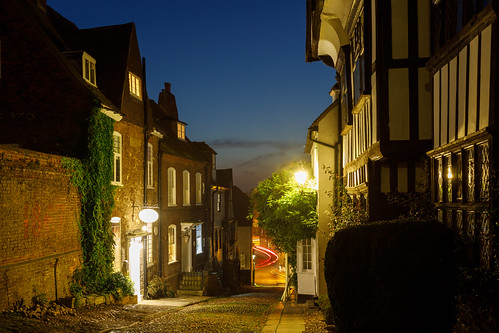 Mermaid Street, Rye, UK