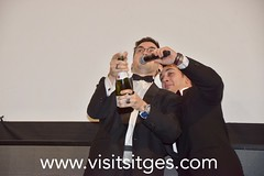 Wismichu en el Sitges Film Festival 2018 (Sitges - Visit Sitges) Tags: wismichu sitges film festival 2018 visitsitges el retiro cine bocadillo sitgesfilmfestival ismael prego joaquin albero david cajal maria rubio youtuber