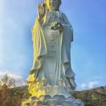 Goddess of Mercy - 慈 山 寺,香港 - Hong Kong thumbnail