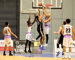 DSC_4428 (grahamhodges3) Tags: basketball londonlions glasgowrocks bbl emiratesarena glasgow