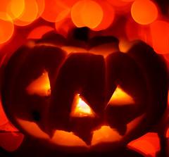 Happy Halloween! (ironicdream) Tags: macromonday treakortreat pumpkin halloween hmm minolta 50mm vintageprimes crazytuesday