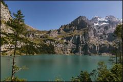 _SG_2018_09_0122_IMG_0110 (_SG_) Tags: schweiz suisse switzerland daytrip tour wandern hike hiking kandersteg lake oeschinen oeschinensee upper station heuberg panorama unterbärgli oberbärgli nature aussicht view unesco world heritage trail mountain berge loop