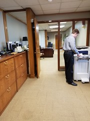 MOB CEO reception 9th fl (2) 20180920 (Westchester County Film Locations) Tags: office copier copyroom