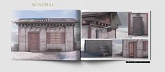 MINIMAL - Tibet Scene (MINIMAL Store) Tags: minimal x tmd event secondlife tibet travel collection