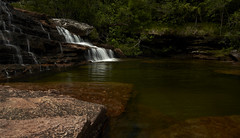 Caño Cristales (pbertner) Tags: canocristales waterfall lamacarena southamerica colombia river riocincocolores rainbowriver