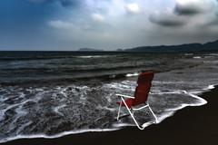 匿。曖_19 (張譯云 (張小譯)) Tags: beach sky nature blue sea