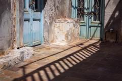 Shadows and Stillness III (thriddle) Tags: chania crete greece xtransformer
