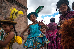Colorful Peruvian Wedding (shapeshift) Tags: d700 candid candidphotography celebration clouds colorful cusco cuzco dancer dancers davidpham davidphamsf documentary festivities gatherings nikon people peru shapeshift shapeshiftnet sky southamerica streetphotography theamericas traditional travel wedding pe costumes
