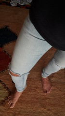 Super Skinny von H&M (Tech360Jeans) Tags: knalleng guy boy teeni jeans stretchjeans skinny röhrenjeans tight super eng supereng extremeng tschttsch junge beine legs muskelbeine skinnylegs