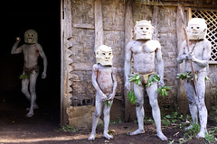 Home of the Asaro Mudmen (Jojje Olsson) Tags: png papuanewguinea asia pacific tribes tribal nature highlands mountains culture