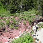 Red Rock Canyon - Waterton Lakes National Park thumbnail