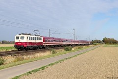 110 169 (Drehstromkutscher) Tags: euroexpress br baureihe 110 e10 einheitslok bundesbahn railway railfanning railways railroad train trainspotting trains eisenbahn
