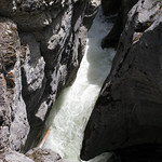 Maligne River Canyon, Jasper National Park thumbnail