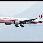 B777-F6N | China Cargo Airlines | B-2077 | HKG thumbnail