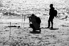 Photographer at work#1 (vmonk65) Tags: helgoland insel nikon nikond810 nordsee island northsea