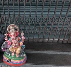 Ganesha (Balaji Photography : 6 Million+ views) Tags: ganesha pillaiyar vinayak vinayagar art doll divine herambha ganapathi canon70d canondslr mylapore chennai chennaireflections ganeshchathurthy