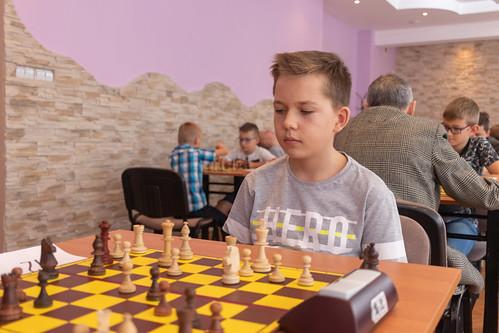 Grand Prix Spółdzielni Mieszkaniowej w Szachach Turniej VII-89