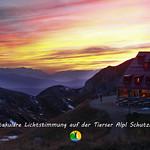 18 spektakuläre Lichtstimmung auf der Tierser Alpl Schutzhütte thumbnail