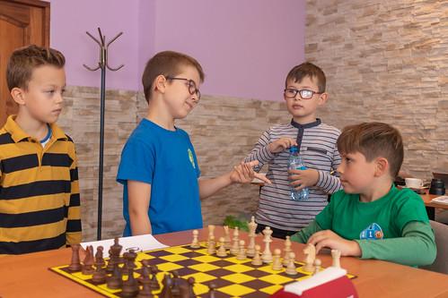 Grand Prix Spółdzielni Mieszkaniowej w Szachach Turniej VII-95