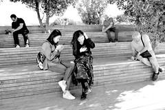 (Gérard Barré) Tags: shot soul soulstreet streetshoot decisive moment street portrait scene girl boy photographie faces creatives camera eye lens montpellier france city candid people gens rue musée museum plage beach concert group groupe dog chien animal love glasses legs selfie art streetshooter