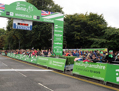 AWP Tour of Britain Mansfield 11 (Nottinghamshire County Council) Tags: tob nottinghamshire cycling race bicycles tourofbritain 2018 notts bike mansfield tour britain