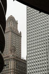 20181007 Tribune Tower (chromewaves) Tags: fujifilm xt20 fujinon xf 1855mm f284 r lm ois chicago illinois