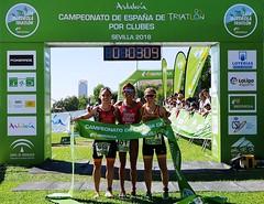 FETRISevilla Campeonato España Triatlón por Clubes relevos mixtos 13